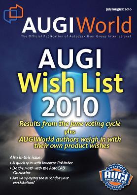 AUGIWorld Julio / Agosto 2010