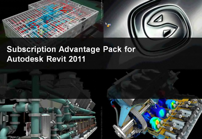 Suscription Advantage Pack for Autodesk Revit 2011