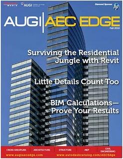 AUGI|AEC EDGE Otoño 2010