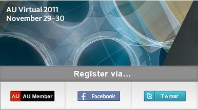 Autodesk University Virtual 2011
