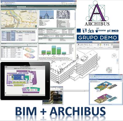 BIM + Archibus