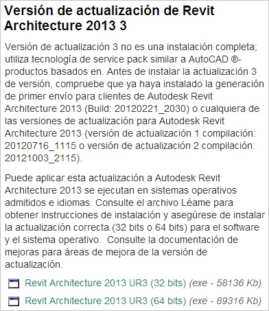 Web Update 3 RAC, RST, RME 2103