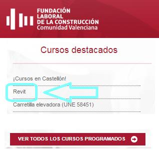 Cursos de Revit en la FLC de Valencia