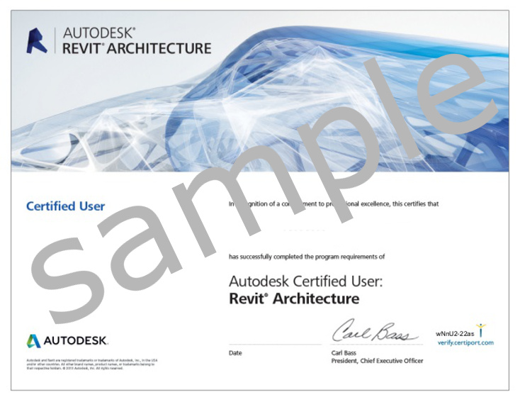 Revit ARC User Sample